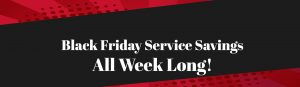 Black Friday Service Offers in Sunrise